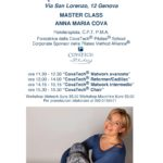 Workshop con Annamaria Cova sui grandi attrezzi Pilates